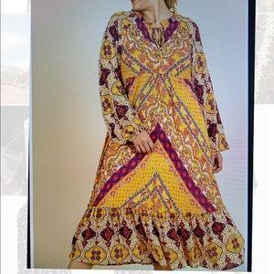 Umgee Yellow Dress